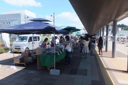 「物資販売」の開催
